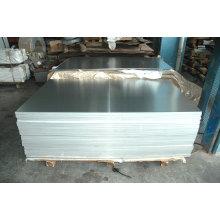 6063 Folha de liga de alumínio