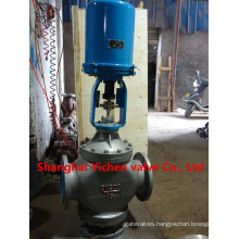 Three-Way Electricd Control Valve