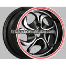 13 дюймовый новый стиль черный спорт реплики литые диски