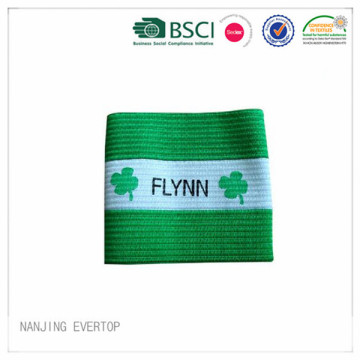 New Coming Football Fan Jacquard Wristband
