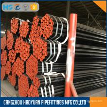 Tubulação de aço carbono sem emenda A105