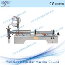 Máquina de llenado de bebidas semi automática para agua