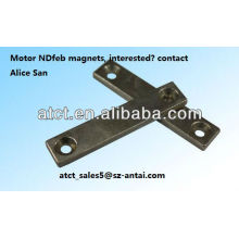 dc neodymium magnet motor with hole
