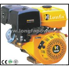 13HP 4 tiempos Gx390 188f Ohv Motor de gasolina o motor