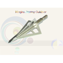 Titanium Tri-Loc Lighting 3 Fixed Blade 125gr Broadhead