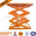 5ton hydraulic stationary scissor lift / hydraulic manual car jack lift