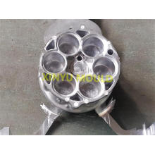 Automobile Ac compressor housing component