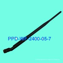 Antena de goma de WiFi (2.4GHz) (PPD-WF-2400-05-7)
