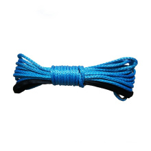 Лебедка Водонепроницаемый беспроводной синтетический трос для лебедки