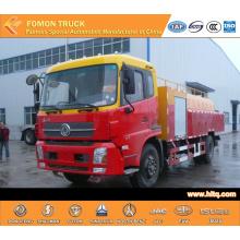 Pressão de Tianjin Dongfeng 4x2 caminhão de lavagem