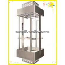 Ascenseur panoramique à faible coût