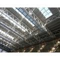 Vorgefertigte Lager-Stahlgebäude-Rohr-Fachwerkstahl-Struktur