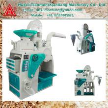 Casa pequena máquina de arroz moinho para venda em cebu