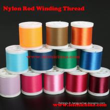 Fil en nylon à haute densité