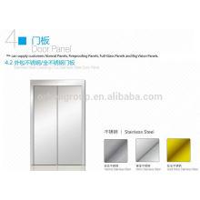 Panneau de porte d'atterrissage d'ascenseur, panneau de porte d'ascenseur