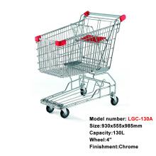 4輪の卸売ショッピングモールカート