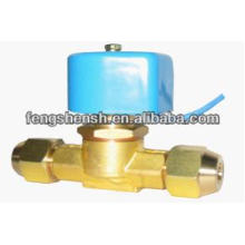 solenoid valves with pistons