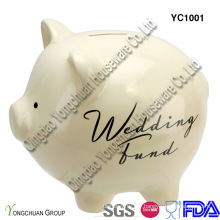 Ceramic Piggy Bank/ Serving Jars/ Money Box