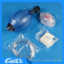 Resucitador manual de PVC actualizado y competitivo