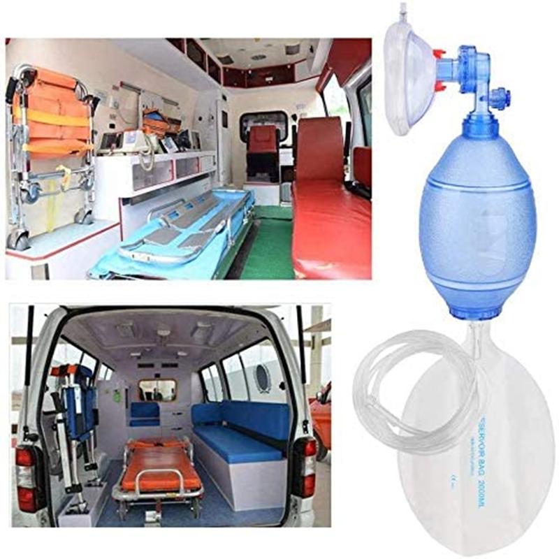 Adult and Child Resuscitator