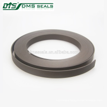 Hydraulic Cylinder PTFE Wear Strip Guide Tape Filled with Bronze