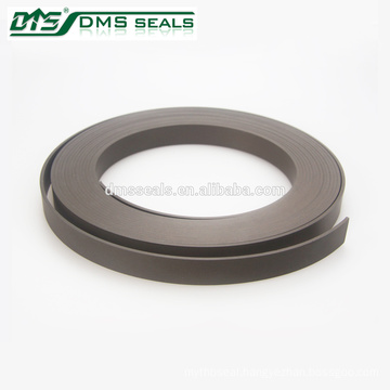 Metric Size Engineering Cylinder PTFE Plain Guide Tape Wear Tape