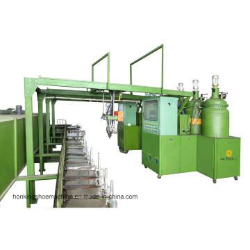 Máquina de montagem de espuma PU