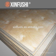 birch veneer faced plywood