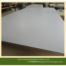 5mm White Melamine MDF with Best Quality