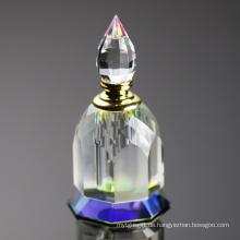 Mode Kristall Parfüm Flasche Handwerk 3 ml für Körper (JD-XSP-026)