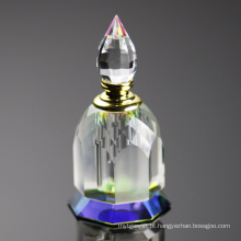 Moda cristal garrafa de perfume artesanato 3ml para o corpo (jd-xsp-026)
