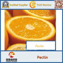 Precio competitivo 100% espesantes naturales del polvo de la pectina pectina de la fruta cítrica