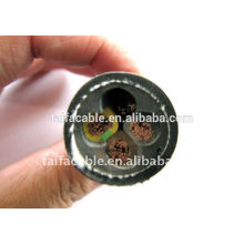 450/750v 3x25mm2+1x16mm2 coal mine rubber cable
