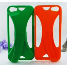 Newest Design Loud Speaker Soft TPU Mobile Case for iPhone6