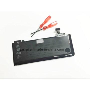 Ordinateur portable au lithium portable pour ordinateurs portables MacBook (A1322)