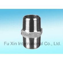 Stainless Steel Fittings Hex Nipple (Hexagon Nipple)
