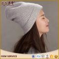 2017 nuevos diseños de invierno sombreros de cachemira para niñas y adultos