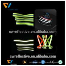 2017 heißer verkauf customed EN471 reflektierende nylon gurtband