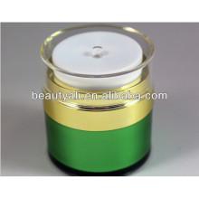 15ml 30ml 50ml Plastic Acrylic Cosmetic Airless Jar