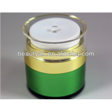 15ml 30ml 50ml plástico acrílico Cosmetic Airless Jar
