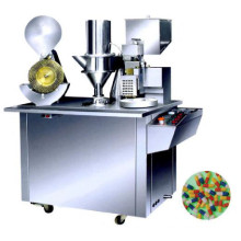 Máquina de enchimento de cápsula semi automática Máquina de encapsulamento rígida