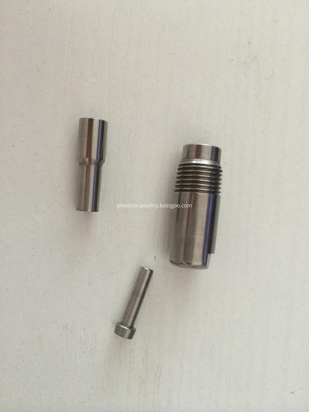 Stainless steel chicken driners