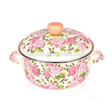 enamel dinner pot soup pot plain color wholesale price  enamel dinner pot  soup pot  plain color wholesale price