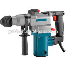 26mm 850W Démolition Rotary Breaker Jack Hammer Core Drilling Machine Puissance électrique Impact Hand Hammer Rock Drill GW8077