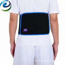 Produits de réadaptation Analgésique Refroidissement de la glace au gel flexible dans le dos