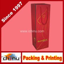 Bolsa de papel de vino (2329)