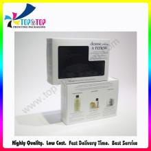 Simples Design Papel Impressão Perfume Card Box