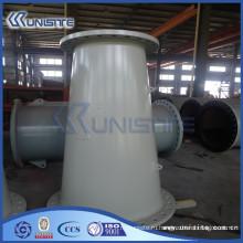 Толстая износостойкая стальная труба для дноуглубительных работ (USC7-001)