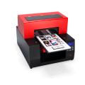 Impresora UV de cama plana para madera