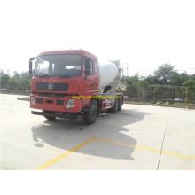 Caminhão móvel do misturador concreto de 9CBM 6x4